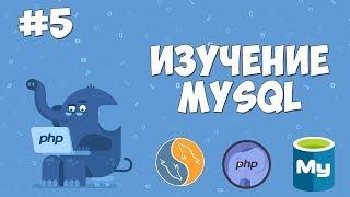 Изучение MySQL для начинающих | Урок #5 - Структура phpMyAdmin