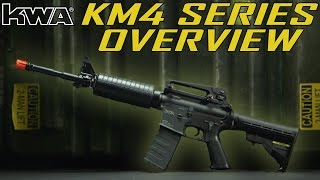 High Quality Lower Price | Kwa Full Metal Km4 Series - Airsoft Gi