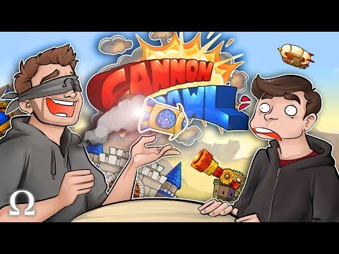 THE SHOCK & AWE TREATMENT! | Cannon Brawl #14 Ft. Sattelizer