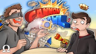 THE SHOCK & AWE TREATMENT! | Cannon Brawl #14 Ft. Sattelizer
