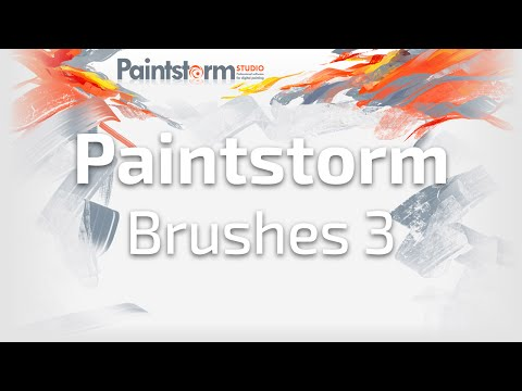 Paintstorm Tryout - Brushes 3