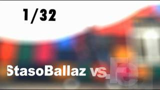 ISJL | StasoBallaz vs Felas | 1/32 final | jumpstylers.ru thumbnail