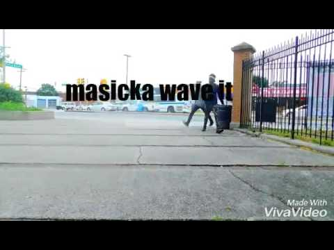 Masicka wave it new dance choreography