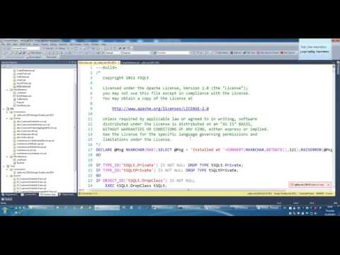 Unit Testing in SQL Server with tSQLt