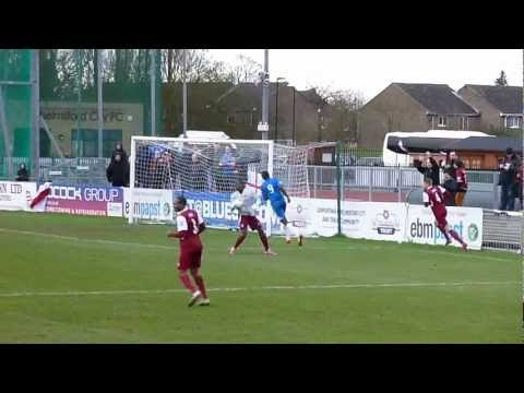 Chelmsford City F.C 6-2 Hayes & Yeading United F.C : Match Highlights