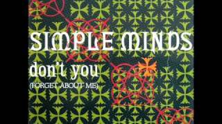 Simple Minds - Dont You (Forget About Me) (Remembered DMC Mix)