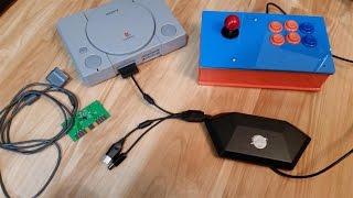 Make an Arcade controller with a DDR mat