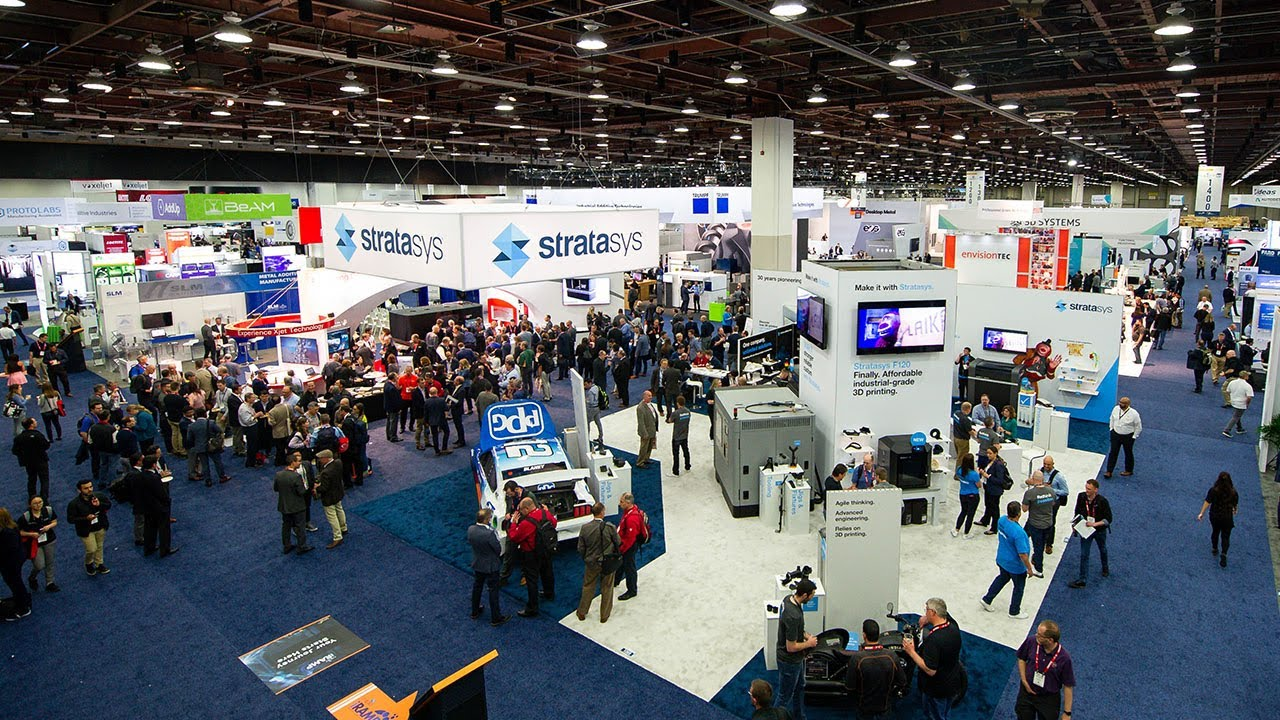 3D Printing & Additive Manufacturing Event   RAPID + TCT