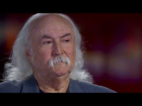 The Big Interview with Dan Rather: Crosby, Stills & Nash