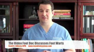 Foot Warts:  Causes and Treatment