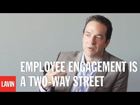 Adam Bryant: Employee Engagement Is a Two-Way Street