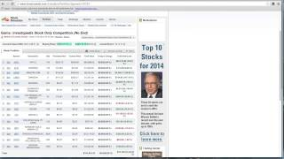 Best Free Stock Trading Game Online(http://StockIdeas.org The Best Free Stock Trading Game Online is a great way to practice your stock selection, security analysis and trading ideas. Watch the ..., 2013-10-25T14:51:29.000Z)