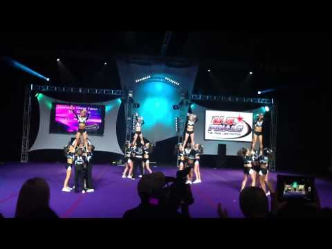 LA Cheer Force New Orleans - Royal - US Finals Pensacola 20