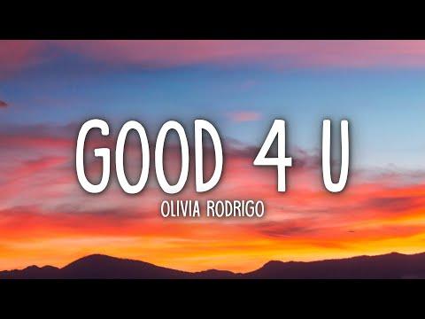 Olivia Rodrigo – good 4 u (Lyrics)