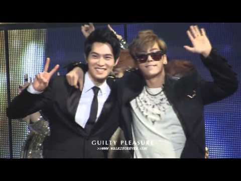 [FANCAM] 130131 Funky Jjong With Shades ㅎㅅㅎ