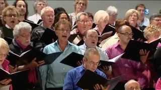 """""""Dagora"""", 800 choristes en concert dans la Vienne"""