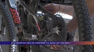 Yvelines | Le boom du vélo se confirme-t-il dans les Yvelines ?