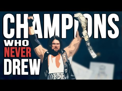 13 WWE Champions You May Not Know Drew Low Ratings & Buyrates!