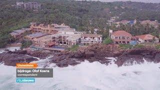 Zorgen over toekomst toeristenparadijs Sri Lanka