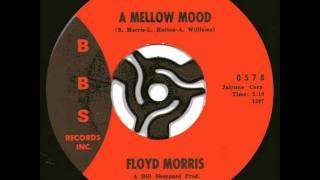 FLOYD MORRIS  -  A mellow mood