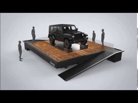 jeep motion platform concept a black youtube youtube