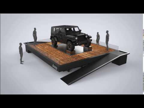 jeep motion platform concept a black youtube youtube
