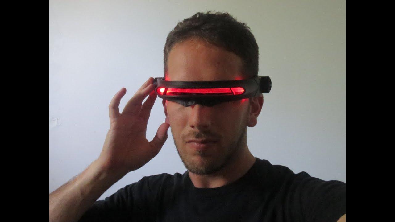 0c968fedcc7c Cyclops X2 Visor - YouTube