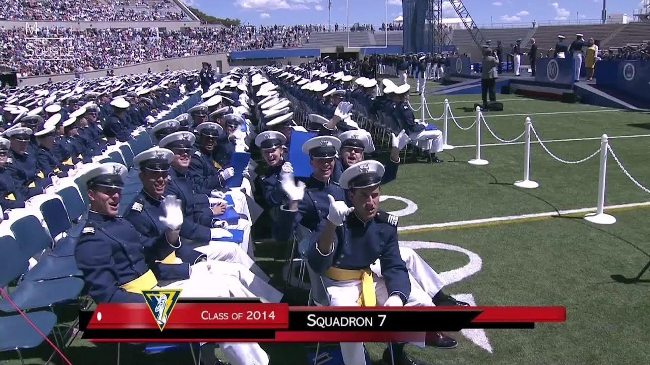 Usafa Graduation 2020.2014 U S Air Force Academy Graduation Part 2 Of 2