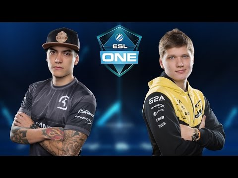 CS:GO - SK Gaming vs. NaVi [Mirage] - ESL One New York 2016 - Round 3