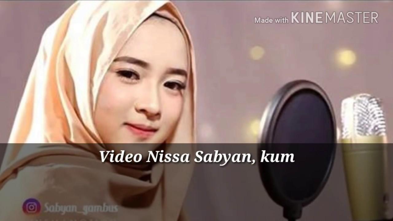 biodata lengkap nissa sabyan pelantun sholawat 2018 - youtube