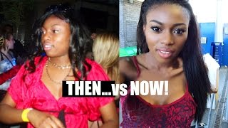 THE UGLY FRIEND | THEN VS NOW!