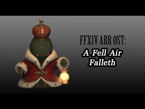 FFXIV OST High Level Dungeon Battle Theme ( A Fell Air Falleth )