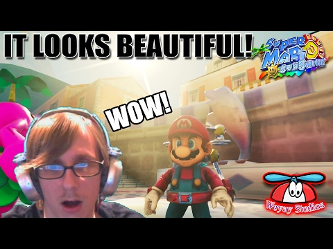 Super Mario Sunshine HD - UNREAL ENGINE 4, NINTENDO SWITCH!?