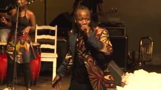 "Ba Shupi Performs ""Ma1"" (Mamonya) at BOFOZ 2014 Grand Finale"