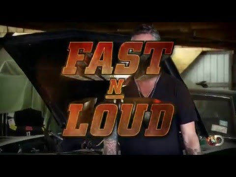 fast n loud s06e05 supping up a super ford gt part 1 hdtv youtube. Black Bedroom Furniture Sets. Home Design Ideas