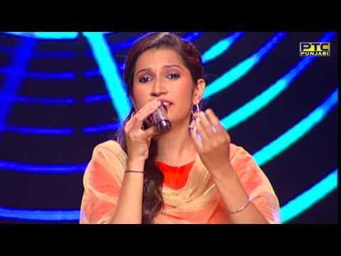 Jasmine singing Mahiya Tere Vekhan Nu | Wadali Brothers | Voice Of Punjab Season 7 | PTC Punjabi