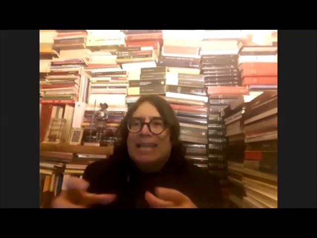 Poesía y Pandemia con Alvaro Mata Guillé