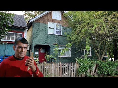 James Doohan First House Scotty Star Trek