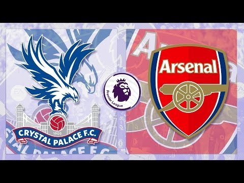Match day live 2017/18 // crystal palace v arsenal - premier league
