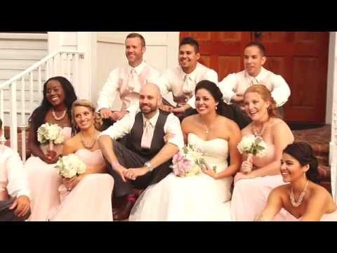 Tyler & Christina Wedding Video Highlights | The Estate on the Halifax | DreamVision Media