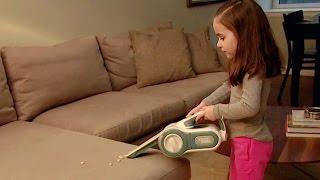 Los niños y las tareas del hogar: cómo volverlos responsables y disciplinados