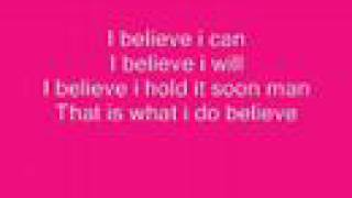 Yolanda Adams I believe [[with lyrics]] (From Honey Movie)