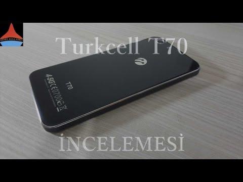 Turkcell T70 Kullanıcı Deneyimi İncelemesi