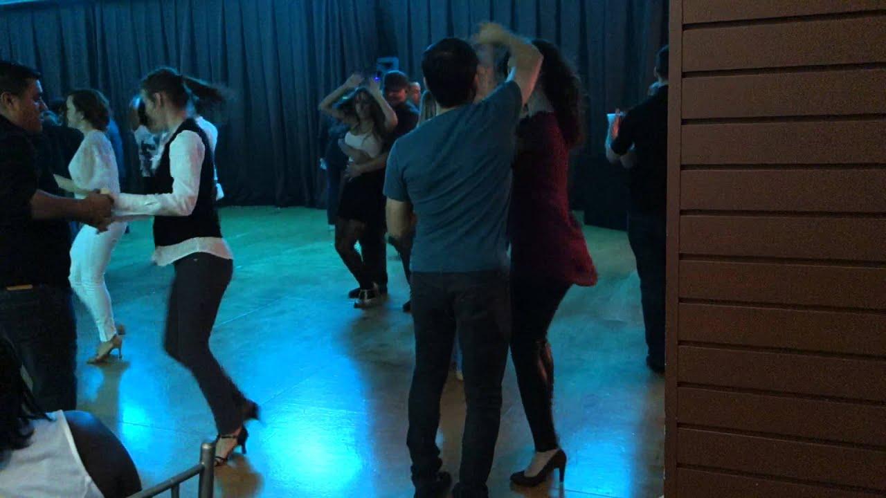 social dance | Gabe y Denise @ Culture Beat Salsa Social ...