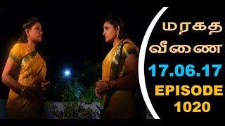 Video Maragadha Veenai Sun TV Episode 1020 17/06/2017 download MP3, 3GP, MP4, WEBM, AVI, FLV Januari 2018