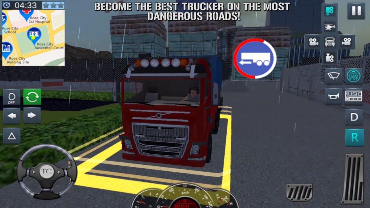 Truck roads 16 most dangerous trimco games