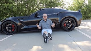 Getting a Corvette ZR1!!  Saying Goodbye to my Z06 | 2017 Moments E2