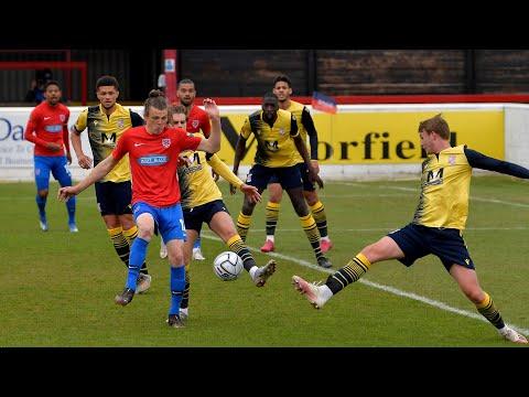 Dagenham & Red. Woking Goals And Highlights