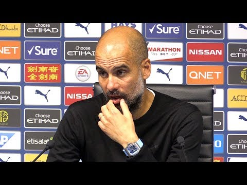 Man City 2-2 Tottenham - Pep Guardiola Full Post Match Press Conference - Premier League