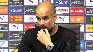 Man City 2-2 Tottenham - Pep Guardiola Full Post Match Press Conference - Premier League